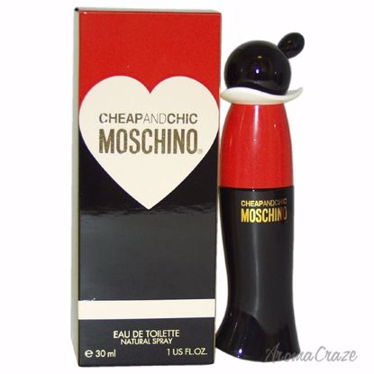 Moschino Cheap and Chic EDT Spray for Women 1 oz