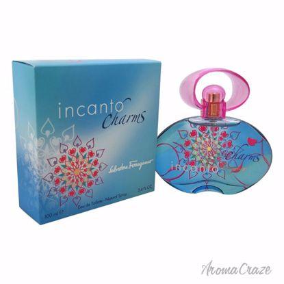 Salvatore Ferragamo Incanto Charms EDT Spray for Women 3.4 o