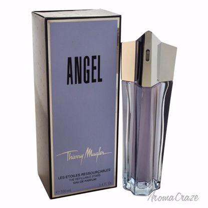 Thierry Mugler Angel EDP Spray (Refillable) for Women 3.4 oz