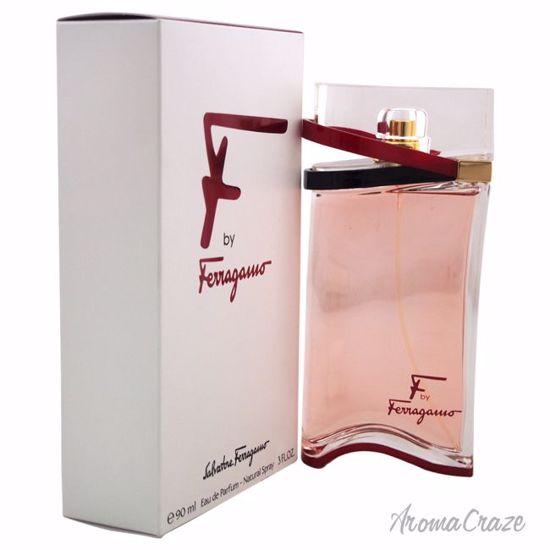 Salvatore Ferragamo F EDP Spray for Women 3 oz