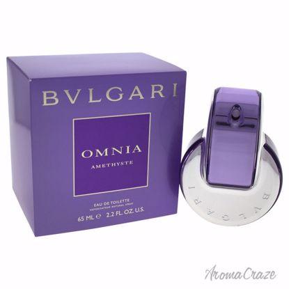 Bvlgari Omnia Amethyste EDT Spray for Women 2.2 oz