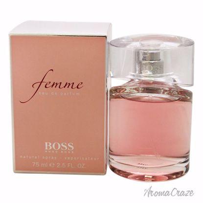 Hugo Boss Femme EDP Spray for Women 2.5 oz