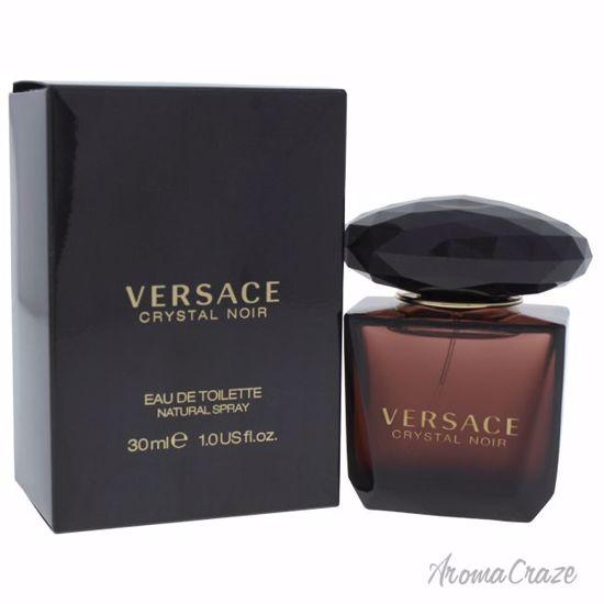 Versace Crystal Noir EDT Spray for Women 1 oz