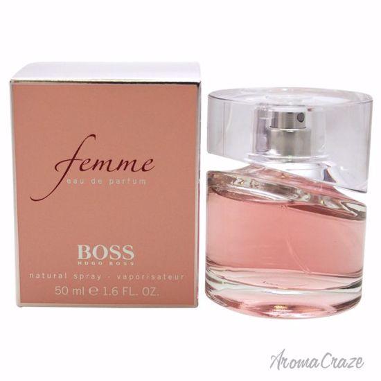 Hugo Boss Femme EDP Spray for Women 1.6 oz