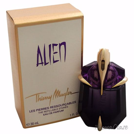 Thierry Mugler Alien EDP Spray (Refillable) for Women 1 oz