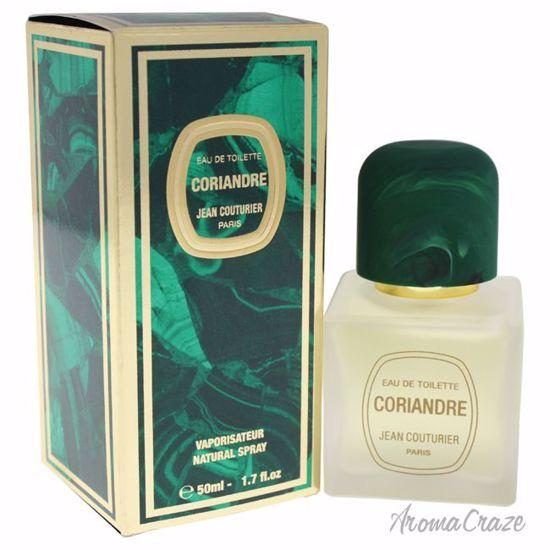 Jean Couturier Coriandre EDT Spray for Women 1.7 oz