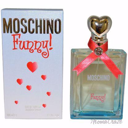 Moschino Funny EDT Spray for Women 3.4 oz