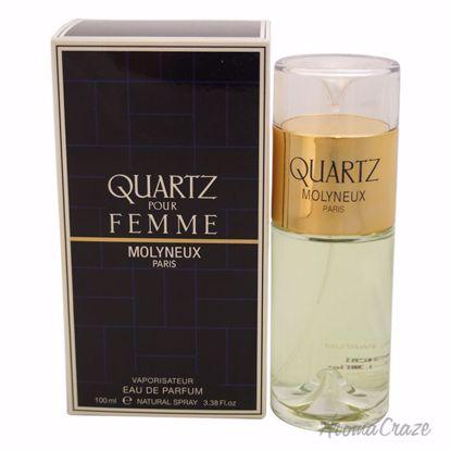 Molyneux Quartz EDP Spray for Women 3.3 oz