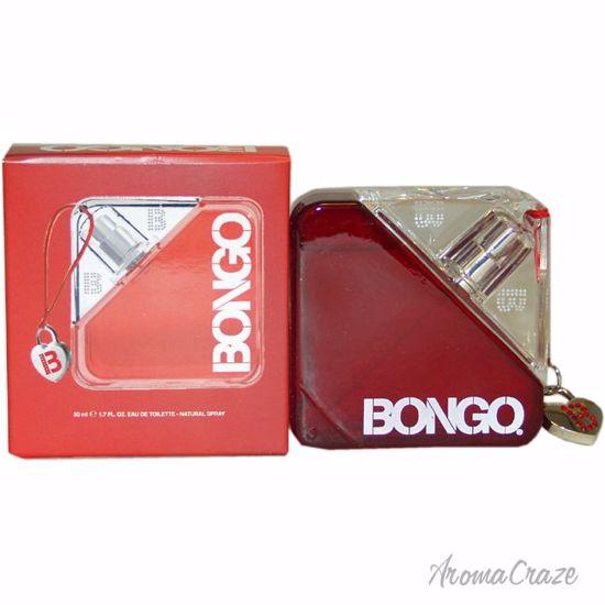 First American Brands Bongo EDT Spray for Women 1.7 oz