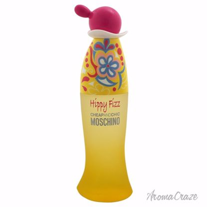 Moschino Cheap and Chic Hippy Fizz EDT Spray for Women 3.4 o