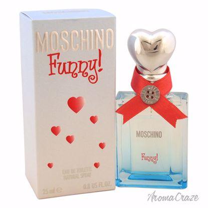 Moschino Funny EDT Spray for Women 25 ml