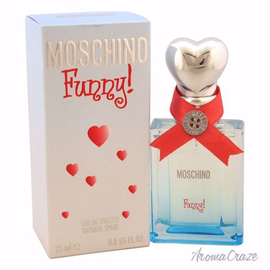 Moschino Funny EDT Spray for Women 25 ml
