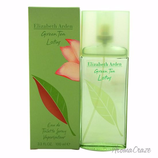 Elizabeth Arden Green Tea Lotus EDT Spray for Women 3.3 oz