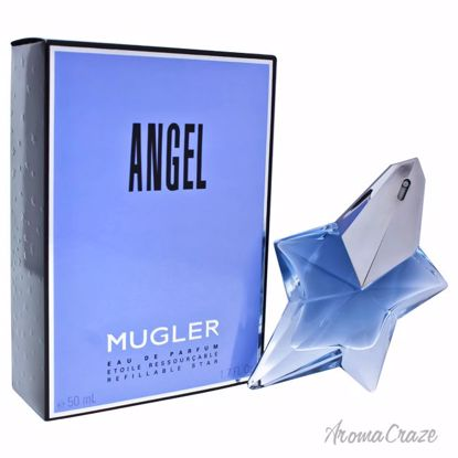 Thierry Mugler Angel EDP Spray (Refillable) for Women 1.7 oz