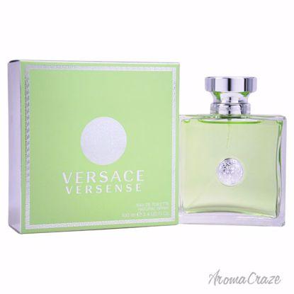 Versace Versense EDT Spray for Women 3.4 oz