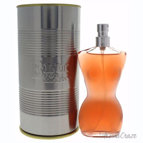 Blue EDT Spray for Women 3.4 oz