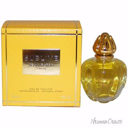 Jean Patou Sublime EDT Spray for Women 1.6 oz