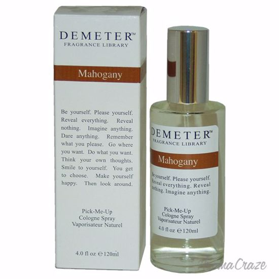 Demeter Mahogany Cologne Spray for Women 4 oz