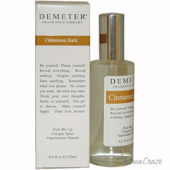 Demeter Cinnamon Bark Cologne Spray for Women 4 oz