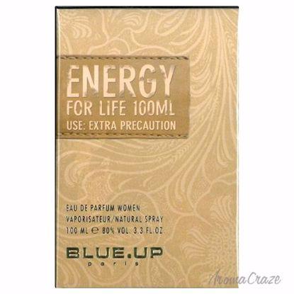 Blue.Up Energy For Life EDP Spray for Women 3.3 oz