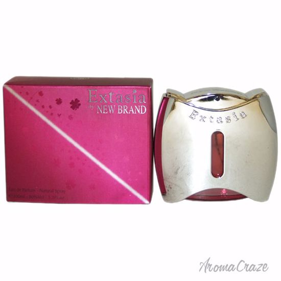 New Brand Extasia EDP Spray for Women 3.3 oz