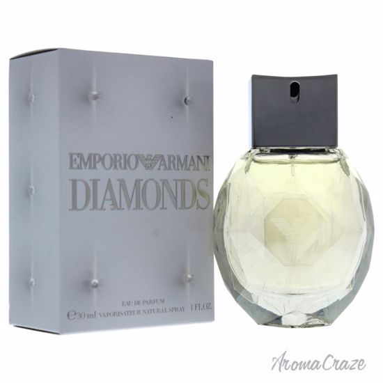 Emporio Armani By Giorgio Armani Diamonds Edp Spray For Women 1 Oz