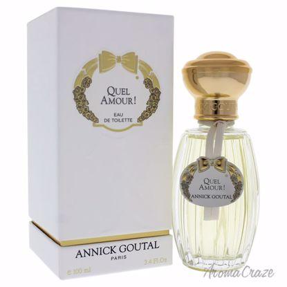Annick Goutal Quel Amour EDT Spray for Women 3.4 oz