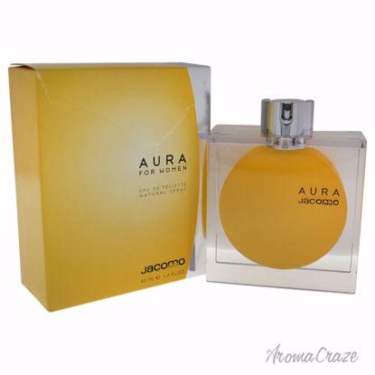 Jacomo Aura EDT Spray for Women 1.4 oz
