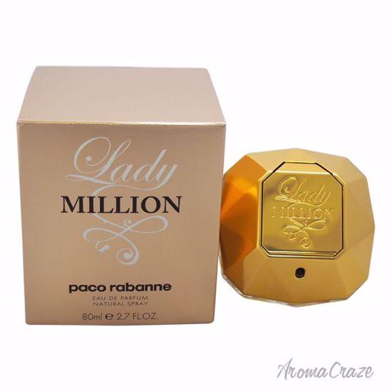 Paco Rabanne Lady Million EDP Spray for Women 2.7 oz