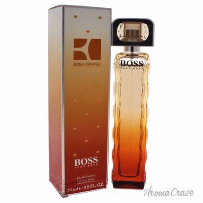 Hugo Boss Orange Sunset EDT Spray for Women 2.5 oz