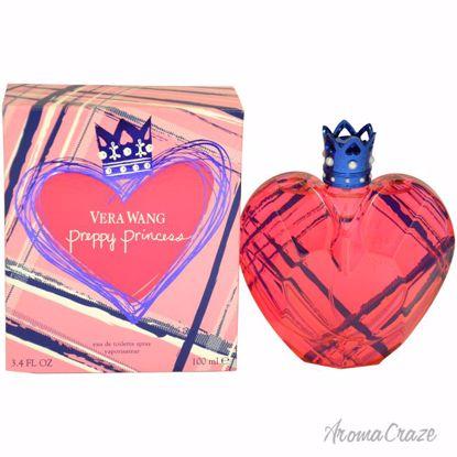 Vera Wang Preppy Princess EDT Spray for Women 3.4 oz