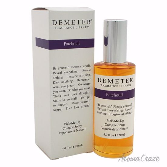 Demeter Patchouli Cologne Spray for Women 4 oz