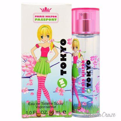 Paris Hilton Passport Tokyo EDT Spray for Women 1 oz