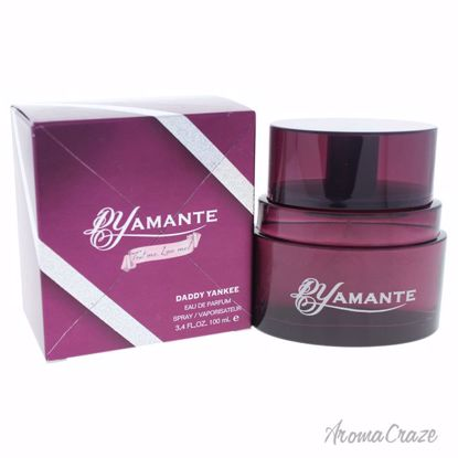 Daddy Yankee Dyamante EDP Spray for Women 3.4 oz