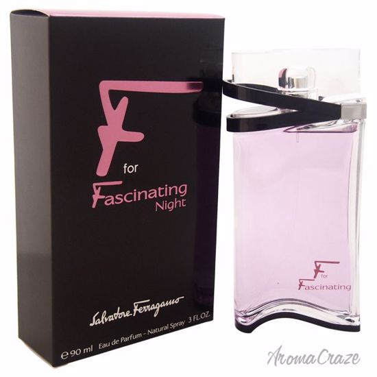 Salvatore Ferragamo F For Fascinating Night EDP Spray for Wo