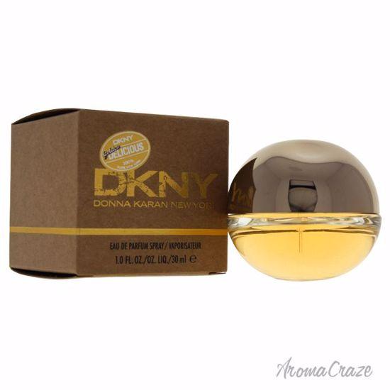 Donna Karan Golden Delicious EDP Spray for Women 1 oz
