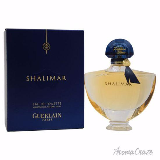 Guerlain Shalimar EDT Spray for Women 3 oz