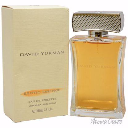 David Yurman Exotic Essence EDT Spray for Women 3.4 oz