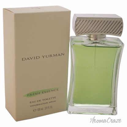 David Yurman Fresh Essence EDT Spray for Women 3.4 oz