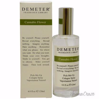 Demeter Cannabis Flower Cologne Spray for Women 4 oz