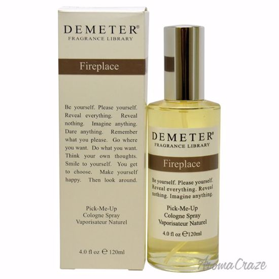 Demeter Fireplace Cologne Spray for Women 4 oz