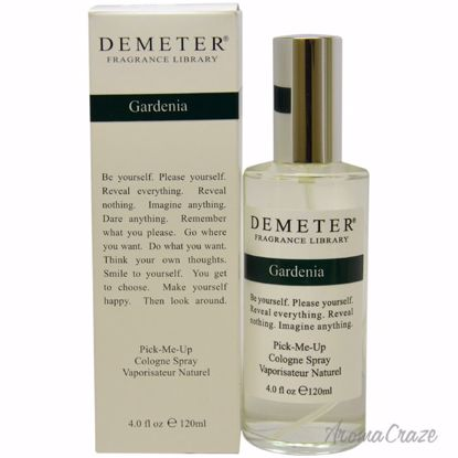 Demeter Gardenia Cologne Spray for Women 4 oz