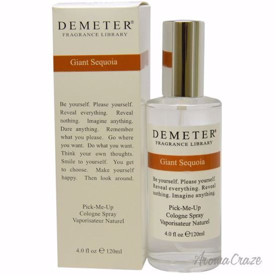 Demeter Giant Sequoia Cologne Spray for Women 4 oz
