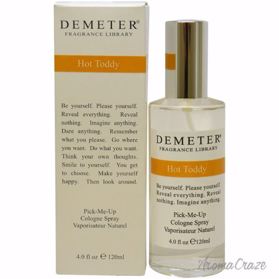 Demeter Hot Toddy Cologne Spray for Women 4 oz