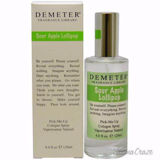 Demeter Sour Apple LolLipop Cologne Spray for Women 4 oz