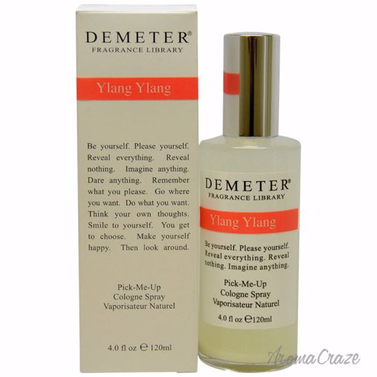 Demeter Ylang Ylang Cologne Spray for Women 4 oz