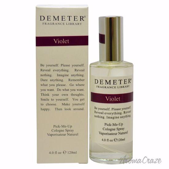 Demeter Violet Cologne Spray for Women 4 oz
