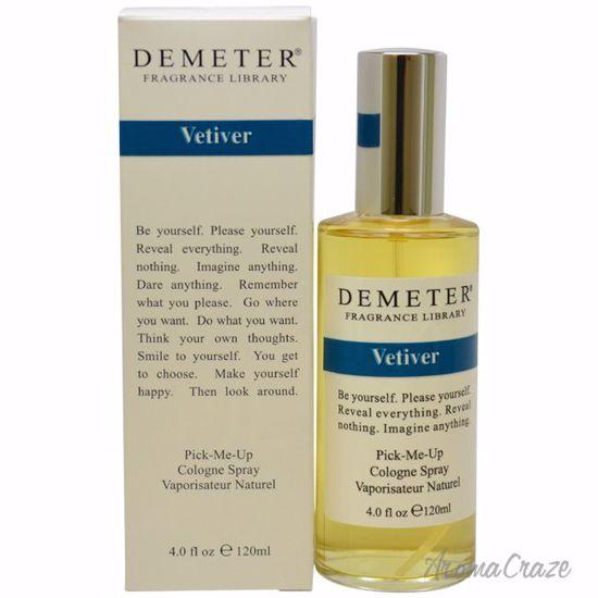 Demeter Vetiver Cologne Spray for Women 4 oz