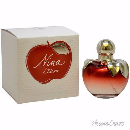 Nina by Nina Ricci L'elixir EDP Spray for Women 1.7 oz