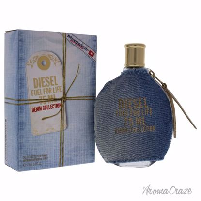 Diesel Fuel For Life Denim Collection EDT Spray for Women 2.